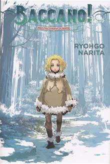 BACCANO LIGHT NOVEL HC VOL 05 2001 CHILDREN BOTTLE