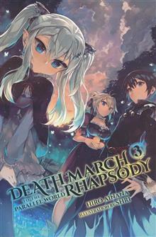 DEATH MARCH PARALLEL WORLD RHAPSODY NOVEL SC VOL 03