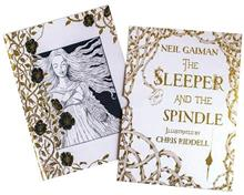 NEIL GAIMAN SLEEPER & THE SPINDLE DLX ED