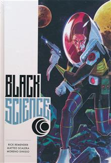 BLACK SCIENCE PREMIERE HC VOL 02 DCBS EXC VAR
