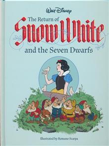 DISNEY RETURN OF SNOW WHITE & SEVEN DWARFS GN