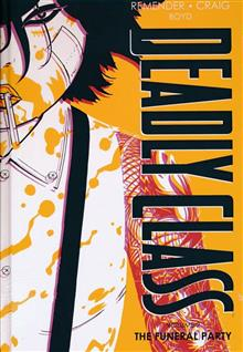 DEADLY CLASS DLX HC VOL 02 (MR)