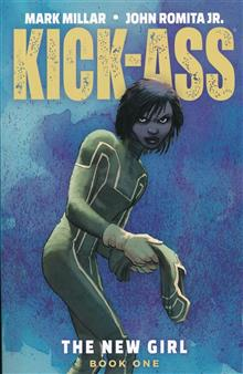 KICK-ASS NEW GIRL TP VOL 01 (MR)