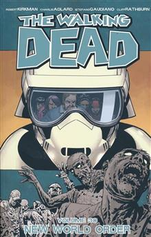 WALKING DEAD TP VOL 30 NEW WORLD ORDER (MR)