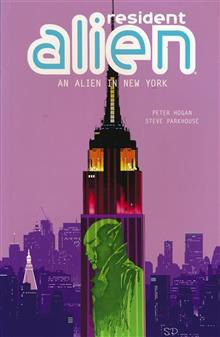 RESIDENT ALIEN TP VOL 05 AN ALIEN IN NEW YORK (C: 0-1-2)