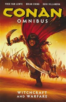 CONAN OMNIBUS TP VOL 07 WITCHCRAFT AND WARFARE (C: 0-1-2)