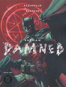 BATMAN DAMNED #1 (OF 3) VAR ED (MR)