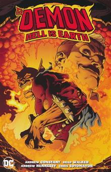 DEMON HELL IS EARTH TP
