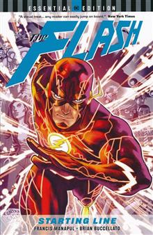 FLASH STARTING LINE ESSENTIAL EDITION TP