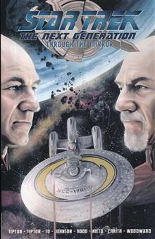 STAR TREK TNG THROUGH THE MIRROR TP
