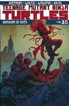 TMNT ONGOING TP VOL 20 KINGDOM OF RATS
