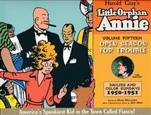 COMPLETE LITTLE ORPHAN ANNIE HC VOL 15 (C: 0-1-2)