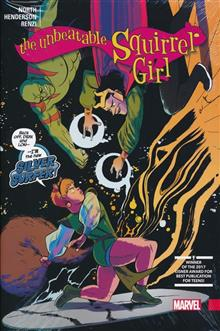 UNBEATABLE SQUIRREL GIRL HC VOL 04