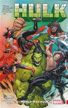 HULK WORLD WAR HULK II TP