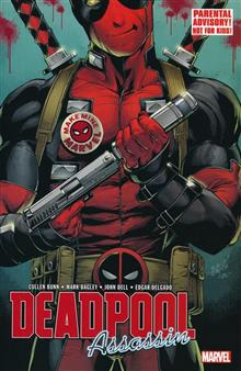 DEADPOOL ASSASSIN TP