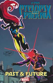X-MEN CYCLOPS & PHOENIX PAST & FUTURE TP