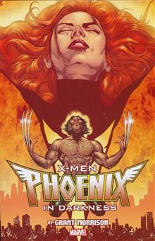 X-MEN PHOENIX IN DARKNESS BY GRANT MORRISON TP