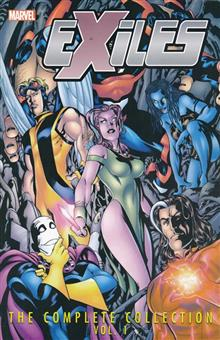 EXILES COMPLETE COLLECTION TP VOL 01 NEW PTG