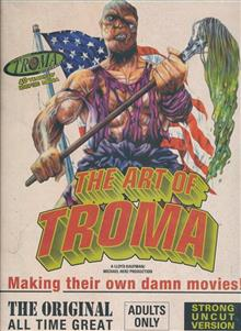ART OF TROMA DLX HC (MR)