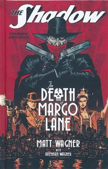 SHADOW DEATH OF MARGO LANE HC SGN LTD ED
