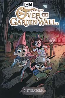 OVER GARDEN WALL ORIGINAL GN VOL 01 DISTILLATORIA (C: 1-1-2)