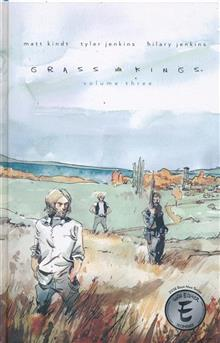 GRASS KINGS HC VOL 03 (C: 0-1-2)
