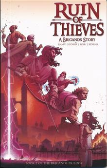 BRIGANDS TP VOL 02 RUIN OF THIEVES