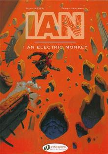 IAN GN VOL 01 AN ELECTRIC MONKEY (C: 0-1-1)