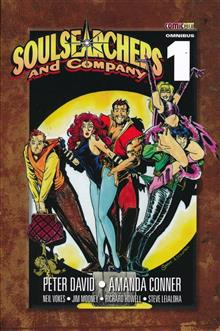 SOULSEARCHERS AND COMPANY OMNIBUS