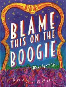 BLAME THIS ON THE BOOGIE GN (MR) (C: 0-1-2)