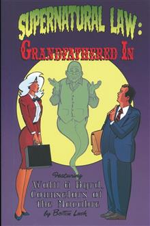SUPERNATURAL LAW TP GRANDFATHERED IN