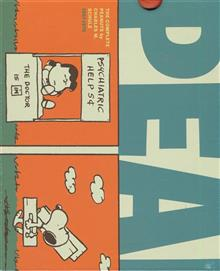 COMPLETE PEANUTS TP BOX SET 1967-1970