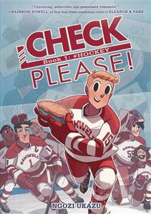 CHECK PLEASE HOCKEY GN VOL 01