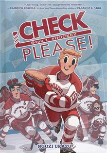 CHECK PLEASE HOCKEY HC GN VOL 01 (OF 2) (C: 1-1-0)