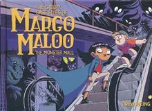 CREEPY CASE FILES MARGO MALOO HC GN VOL 02 MONSTER MALL (C: