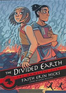 NAMELESS CITY GN VOL 03 (OF 3) DIVIDED EARTH