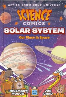 SCIENCE COMICS SOLAR SYSTEM HC GN