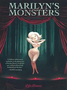 MARILYNS MONSTERS GN (MR) (C: 0-0-1)