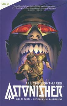 CATALYST PRIME ASTONISHER TP VOL 02