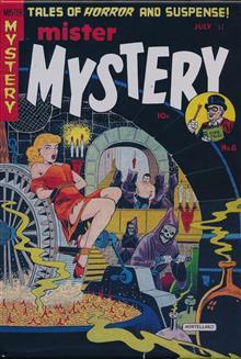 PRE CODE CLASSICS MISTER MYSTERY SLIPCASE ED VOL 02 (C: 0-1-