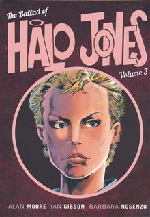 BALLAD OF HALO JONES TP VOL 03 COLOR ED (C: 0-1-0)