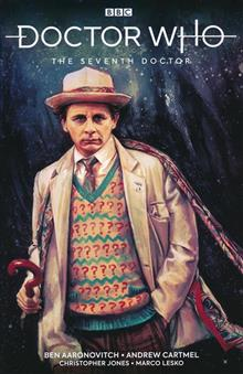 DOCTOR WHO 7TH TP OPERATION VOLCANO