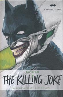 KILLING JOKE NOVEL HC