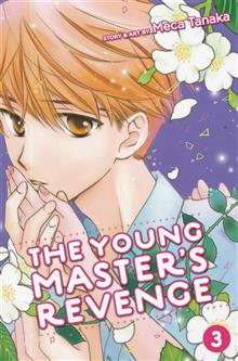 YOUNG MASTERS REVENGE GN VOL 03