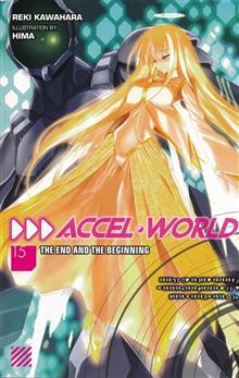 ACCEL WORLD LIGHT NOVEL SC VOL 15