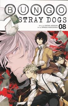 BUNGO STRAY DOGS GN VOL 08 (C: 1-1-2)