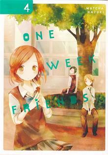ONE WEEK FRIENDS GN VOL 04 (C: 1-1-2)