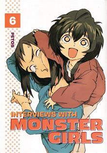 INTERVIEWS WITH MONSTER GIRLS GN VOL 06 (RES) (C: 1-1-0)