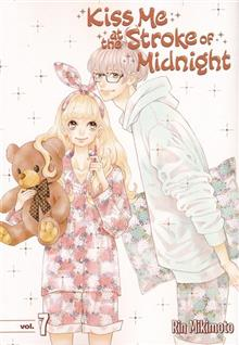 KISS ME AT STROKE OF MIDNIGHT GN VOL 07 (C: 1-1-0)