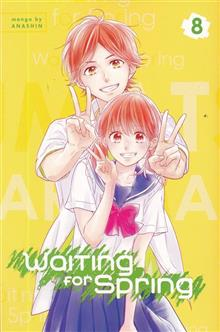 WAITING FOR SPRING GN VOL 08 (C: 1-1-0)